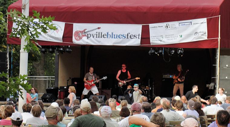 Phoenixville Blues Festival 2016