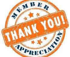 Membership Appreciation Event