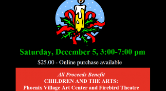 Phoenixville Candlelight Holiday Tour 2015