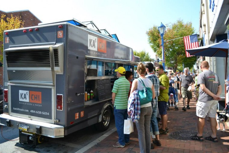 Phoenixville Food Truck Festival – May 2018