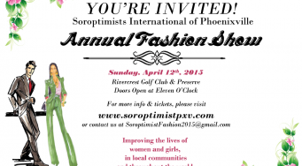 Soroptimist Fashion Show