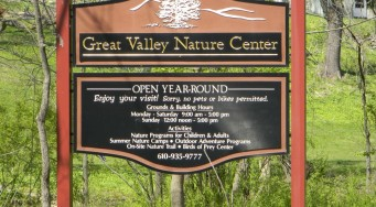Great Valley Nature Center Business Card Exchange
