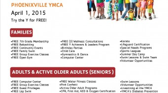 Phoenixville YMCA Community Day
