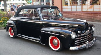 Downtown Phoenixville Antique and Classic Car Show