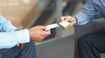 The Regional Chamber Business Card Exchange