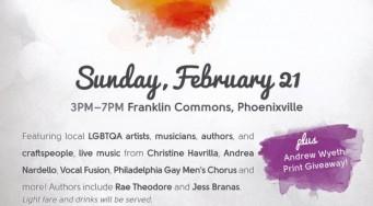 For the LOVE of Art LGBTea Dances Fundraiser