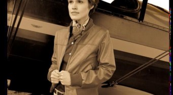 Determined Spirit: The Story of Amelia Earhart