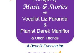 A Night of Music & Stories