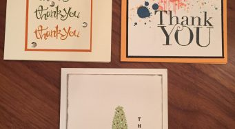 Thank-You Card Making Class for Adults