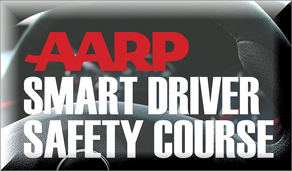 AARP Smart Driver Two-Day Course