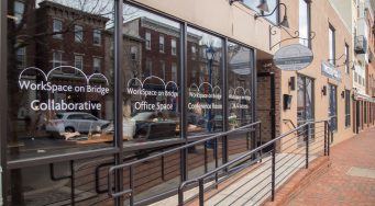 Open House and Ribbon Cutting – Workspace on Bridge