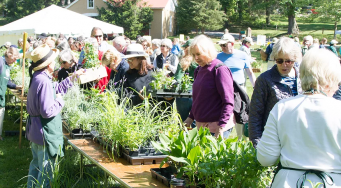 80th Annual Herb Sale at Historic Yellow Springs
