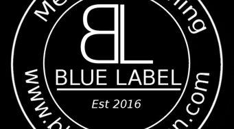 Ribbon Cutting Blue Label Men's Grooming