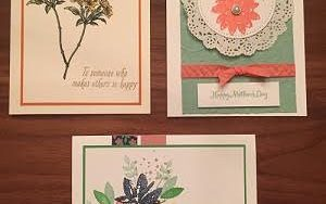Mother's Day Cardmaking Workshop for Adults