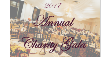 2017 Annual Charity Gala: A Season of Giving