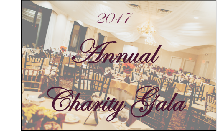 Chamber Seeks Beneficiary for 2017 Charity Gala