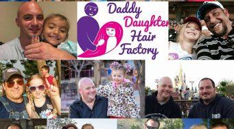 Daddy Daughter Hair Club