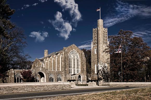 Washington Memorial Chapel Added to National Historic Register