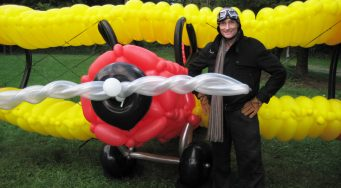 Balloon Freak John Cassidy
