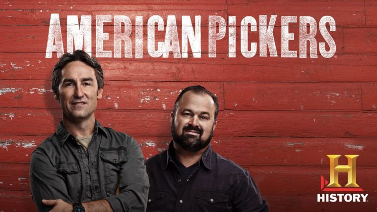 American Pickers to Film in PA
