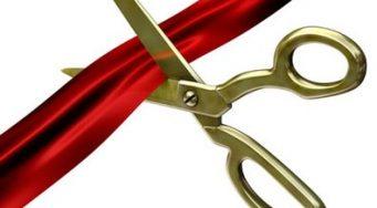 Ribbon Cutting Paragon Framing & Art