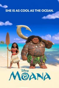 Come out for a FREE showing of Moana!