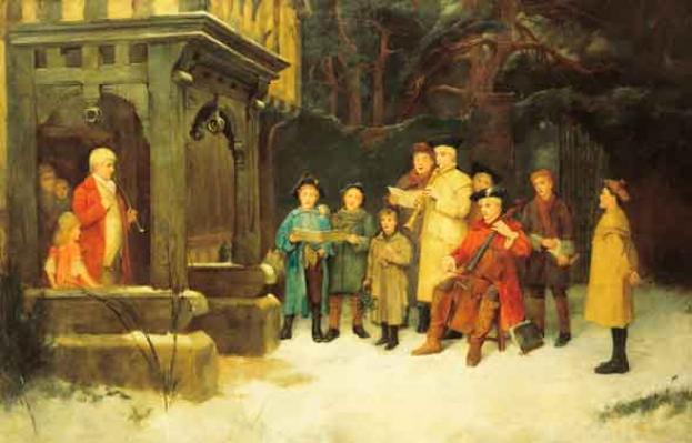 A 19th Century Christmastide
