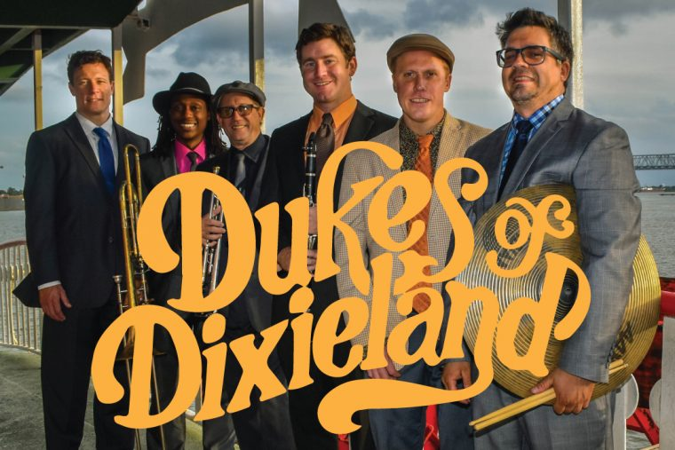 Pennsylvania Philharmonic and the DUKES of Dixieland