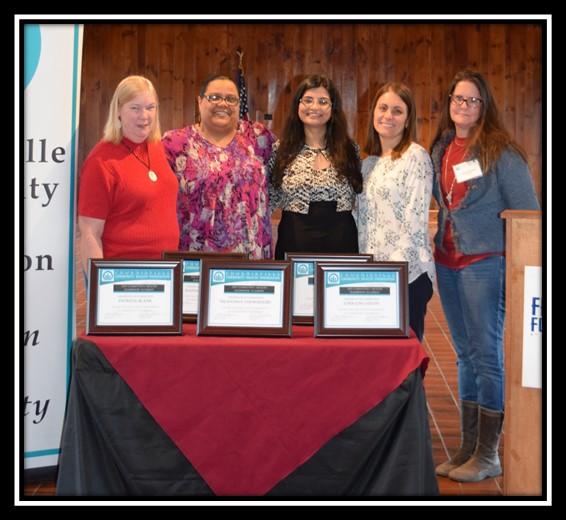 THE 2017 PHOENIXVILLE COMMUNITY HEALTH LEADERSHIP ACADEMY GRADUATES FIVE STUDENTS