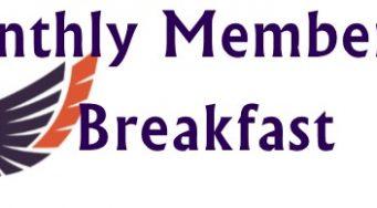 July Monthly Membership Meeting – Breakfast