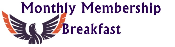 April Monthly Membership Meeting – Breakfast