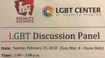 LGBT Discussion Panel