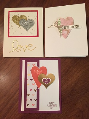Valentine's Day Cardmaking Workshop for Adults