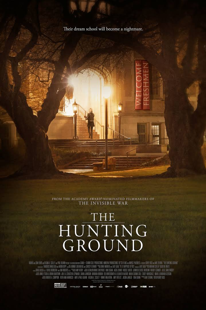 Film Screening and Discussion Panel: The Hunting Ground