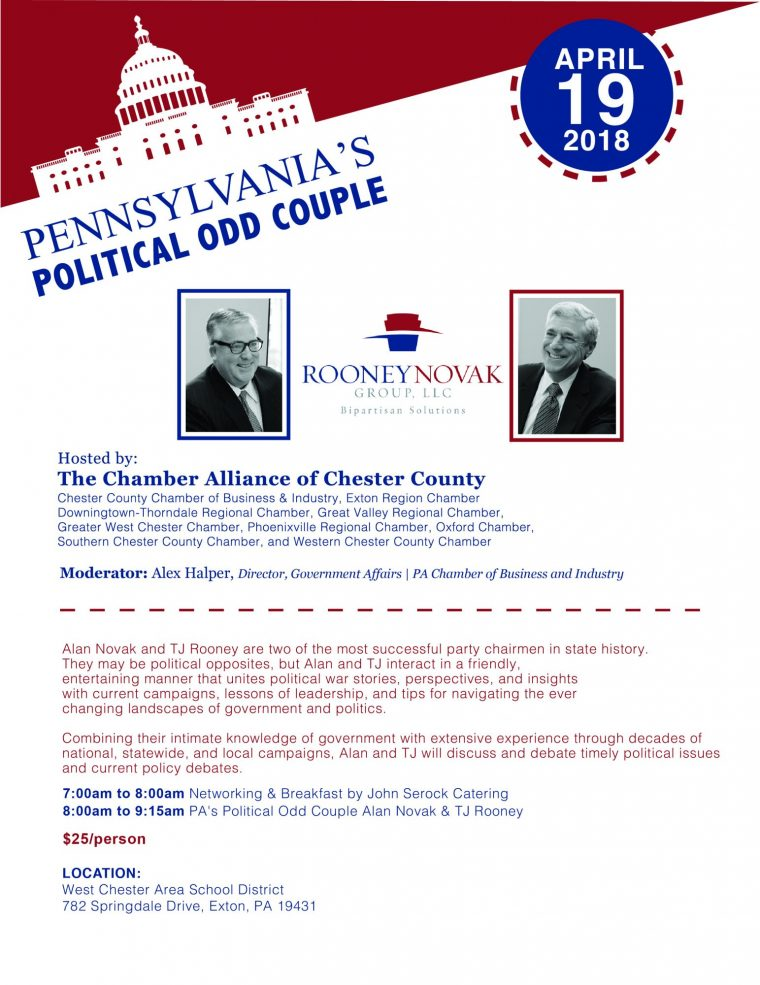 Pennsylvania's Political Odd Couple