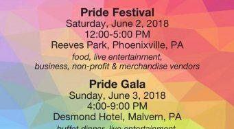 Chester County Pride Fest 2018
