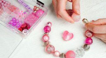 Beaded Jewelry Making Class