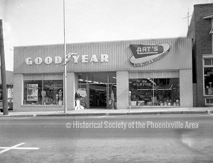 Phoenixville Then & Now