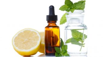 Green Up Your Clean Up with Essential Oils