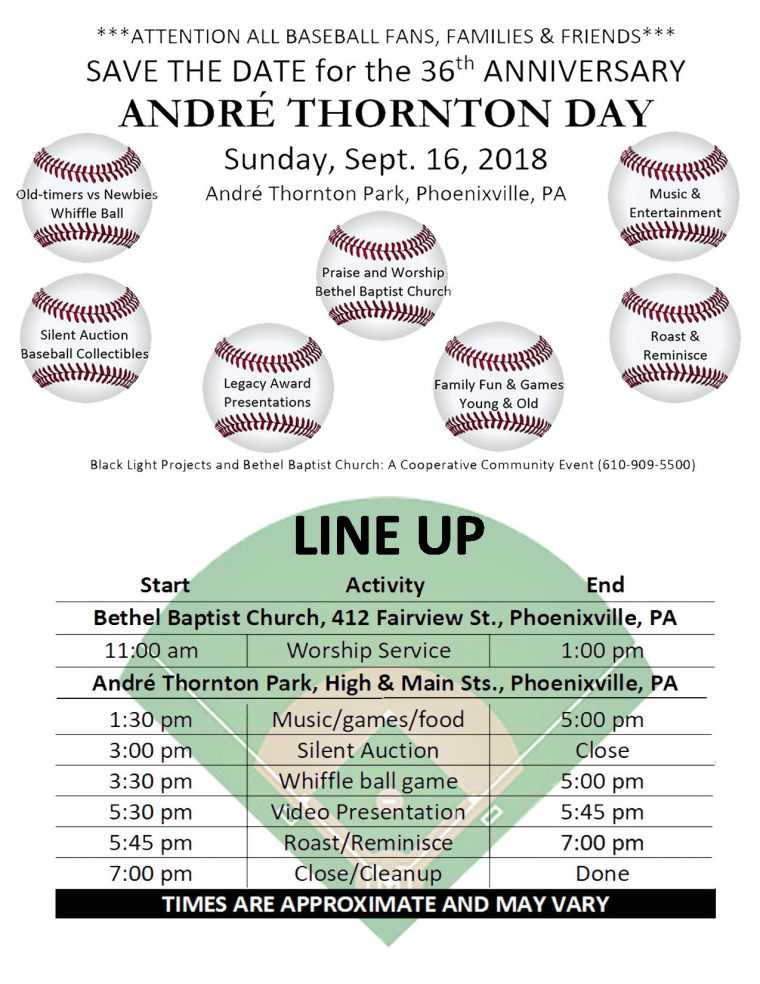 Andre Thorton Day!
