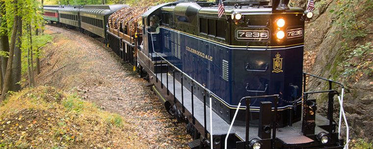 Irish Dinner on Colebrookdale Railroad