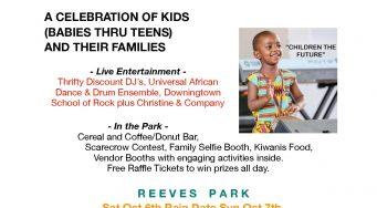 Phoenixville Kiwanis KidsFest 2018