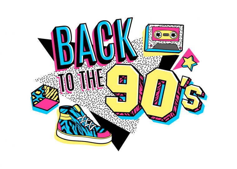 1990s Party To Celebrate The Chambers 90th Birthday