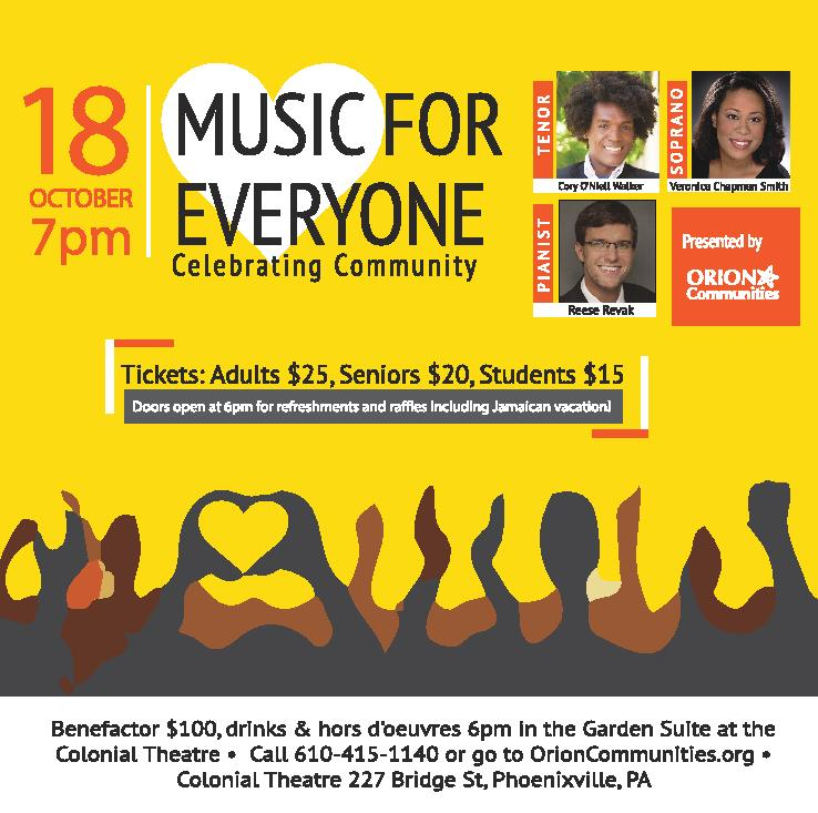MUSIC for EVERYONE Concert