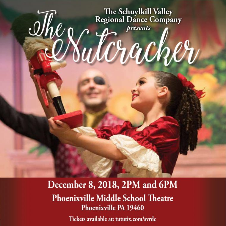 THE NUTCRACKER   *shows at 2:00 & 6:00 pm*