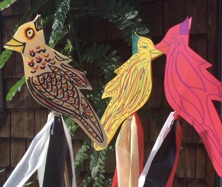 Cardinal Wand Playground Fundraiser