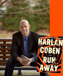 A Novel Lunch with Harlan Coben