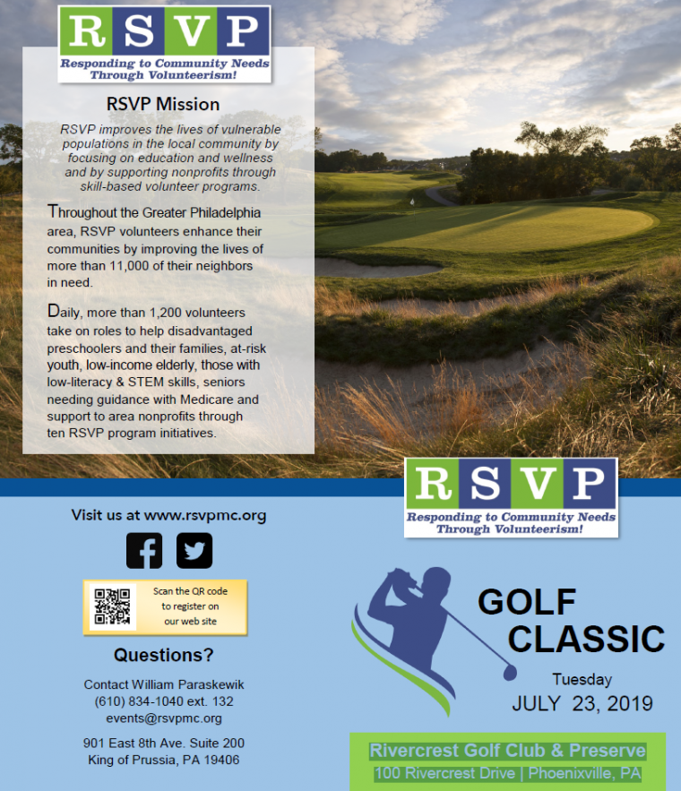 RSVP 2019 Golf Classic