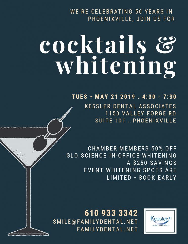 Cocktails & Whitening